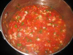 The Veracious Vegan: Ghost Pepper Salsa