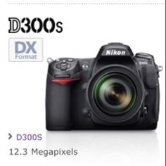 Nikon D300...drool...