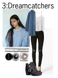"""3:Dreamcatchers.2"" by teddy-bear-princess on Polyvore featuring Mode, MANGO, H&M und Bobbi Brown Cosmetics"