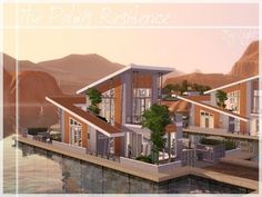 The Palms Residence / The Sims 3 (download)
