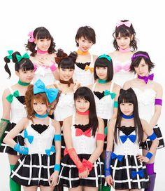 Morning Musume (for One・Two・Three / The Matenrou Show)