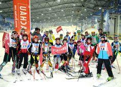 Skitraining mit Hermann Maier, 16.11.2013, Skihalle Neuss (D) #hermann_maier #flachau