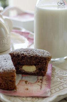 Muffin ai due cioccolati con farina di riso