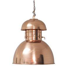 Lampa Warehouse L Copper | Opa&Company