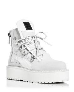 FENTY Puma x Rihanna Platform Sneaker Boots  5ed2bb22d