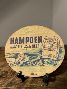 Beer Coasters, Light Beer, Ale, Ale Beer, Ales, Beer
