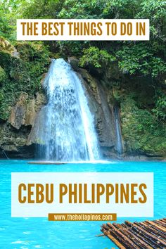 The best things to do in Cebu, one of the top travel destinations in the Philippines - Philipines travel, Phillipine travel bucket list. Great travel tips on where to travel in Cebu, the best travel spots in Cebu Philippines. #2020traveldestinations #asiadestinations #beachvacations #philippines Beautiful Vacation Spots, Beautiful Places To Travel, Cool Places To Visit, Top Places To Travel, Top Travel Destinations, Travel Tips, Cebu Philippines Travel, Camotes Island, Bantayan Island