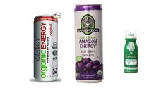 Not all energy drinks have to taste so bad, and not all energy drinks are bad for your body.