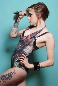 Model: Samii Bliss