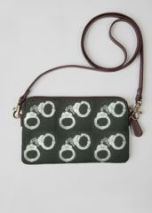 VIDA Leather Statement Clutch - DRAGONS MIND by VIDA ibeFVAfFsn