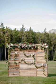Wedding altars make an incredible statement! See the ones we would love to see here at The 360 at Skyline! #Denver #DenverWedding