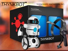 ThynkBot - a Mini-Robot You Control with Your Thoughts!
