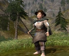 Common goods, an outfit for common hobbits.