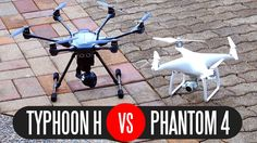 Yuneec Typhoon H vs DJI Phantom 4 - Full Comparison - http://dronewithcamera.store/yuneec-typhoon-h-vs-dji-phantom-4-full-comparison/