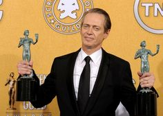 Steve Buscemi rejoined his fellow firefighters to search for victims in the 911 Trade Center carnage.