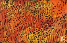 """""""Awelye & Bush Melon"""" by Minnie Pwerle 150cm x 98cm POA  http://www.aboriginalartstore.com.au/artists/minnie-pwerle/awelye-bush-melon-2/"""