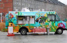 15 Of The World's Coolest Street Food Trucks