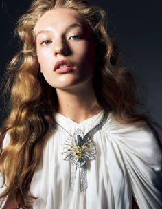 Агнес Акерлунд в Vogue Japan (Интернет-журнал ETODAY)