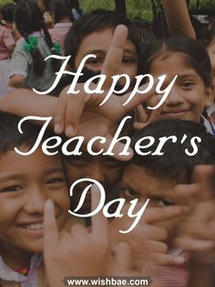 Appreciate your teacher's hard work and efforts by sharing these inspiring, motivational happy teacher's day wishes, quotes, mesages and images. Thoughts For Teachers Day, Teachers Day Pictures, Happy Teachers Day Message, Teachers Day Thought, Best Wishes For Teacher, Best Teacher, Happy Quotes, Positive Quotes, Childhood Quotes