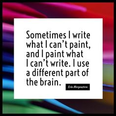 Quotable – Erin Morgenstern - Writers Write