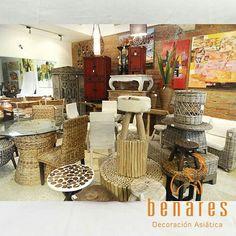 Un lugar maravilloso que trae desde Asia hasta sus manos los más exclusivos artículos decorativos.