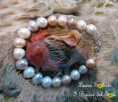 Perle montate su metallo nichel-free