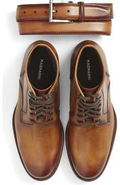 701edb46d68300 Magnanni  Marcelo  Plain Toe Boot (Men)