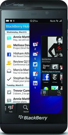 BlackBerry Z10 4G Phone Black