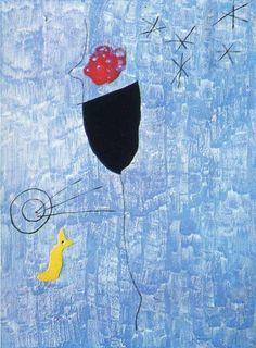 'Tirador im Arc', 1927 von Joan Miro (1893-1983, Spain)
