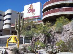 arizona football stadium   Arizona State football stadium!