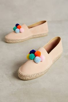 Anthropologie Favorites:: Summer 2017 Shoes and Accessories