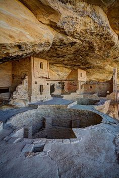 Mesa verde Colorado - when I was there someone dropped their very expensive camera down that hole