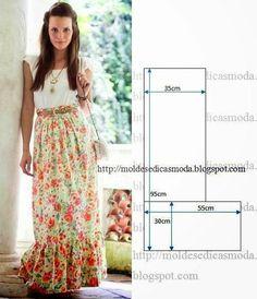 Skirt Kembang ^_^