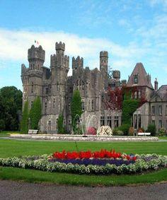 Ashford Castle Cong Co Mayo Ireland