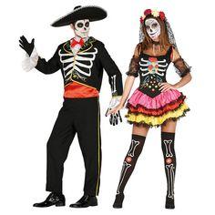 Achetez Déguisements Squelettes Jour des Morts #déguisementscouples #nouveauté2017