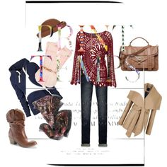 """Hippie Chic..."" by camille-vickery on Polyvore"