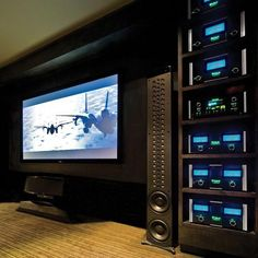 HiFi Stereo, Home Cinema, Custom Home Theater And Home Automation Dubai - Houses interior designs Home Theater Room Design, Home Theater Furniture, Home Theater Setup, Home Theater Speakers, Home Theater Rooms, Home Theater Projectors, Home Theater Seating, Best Home Theater System, Theatre