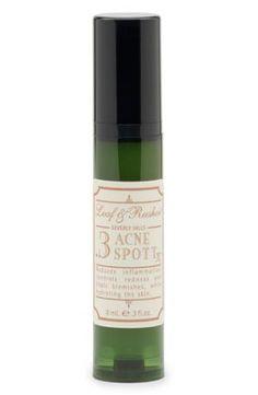 Top 8 Acne Spot Treatments: Leaf & Rusher: Acne Spot Tx™