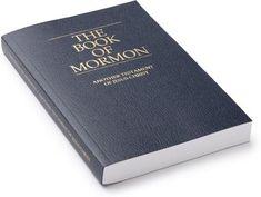 Book of Mormon-Love it!!