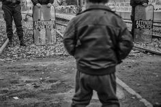 """Last stop Eidomeni"" by Antonio Gibotta"