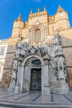 ロマネスク様式の代表作・コインブラの旧大聖堂 美しすぎる建築物を見る旅。ポルトガル「コインブラ」で歴史を感じる!