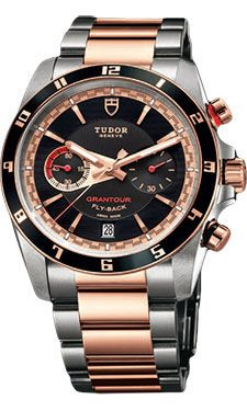 As Tudor Watch company teams with IMSA for racing, the watch brand brings its Tudor GranTour Chrono Flyback watches to the forefront. Fancy Watches, Dream Watches, Sport Watches, Luxury Watches, Cool Watches, Watches For Men, Wrist Watches, Men's Watches, Designer Jewelry Brands