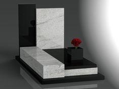 Cemetery Monuments, Cemetery Art, Tombstone Designs, Corner Bookshelves, Funeral, Granite, Anna, House Styles, Home Decor