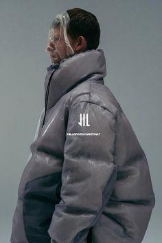 My Obsessional Dreamland Rain Jacket, Future Clothes, Fashion Figures, Windbreaker Jacket, Stylish Men, Daily Look, Editorial Fashion, Adidas Jacket, Outfits