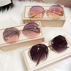Sun With Sunglasses, Luxury Sunglasses, Stylish Sunglasses, Cat Eye Sunglasses, Lunette Style, Uv400 Sunglasses, Fashion Eye Glasses, Womens Glasses, Eyewear