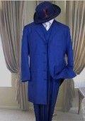 Blue Velvet Blazer