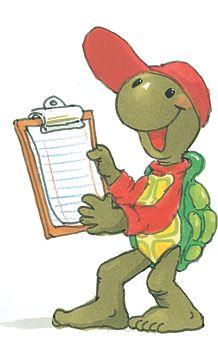 Corky Turtle