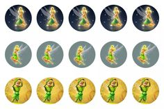 Tinkerbell bottle cap images