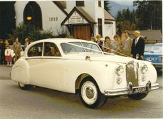 1954 Jaguar MK-7 Sedan My Dream Car, Dream Cars, Jaguar Daimler, Aston Martin Lagonda, Jaguar Cars, Cars And Motorcycles, Classic Cars, Automobile, Wheels
