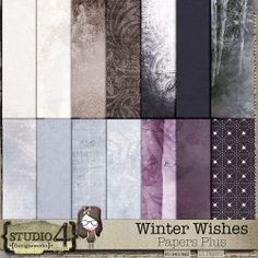 Winter Wishes - Papers Plus